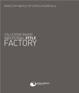 Catalogo Archeda Factory
