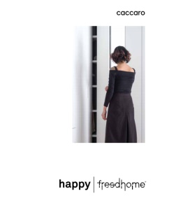 Catalogo Caccaro Happy_Freedhome