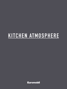 Catalogo Euromobil Kitchen Atmosphere