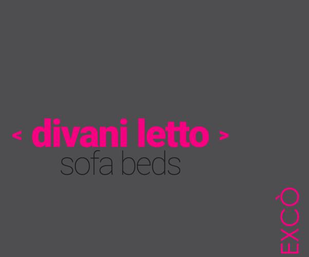 Catalogo EXCODivaniLetto052019