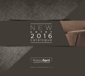 Catalogo Franco Ferri NEW-ENTRY-2016