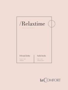 Catalogo Le Comfort RELAXTIME