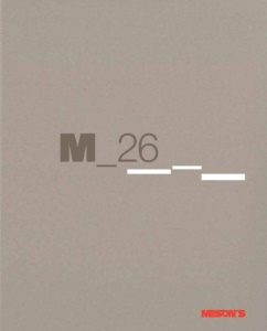 Catalogo Mesons M26