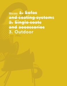 Catalogo Moroso Outdoor