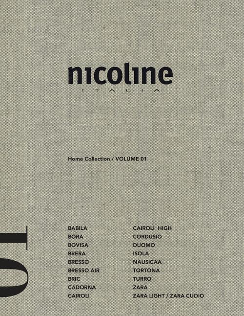 Catalogo NicolineVolume1