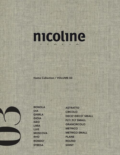 Catalogo NicolineVolume3