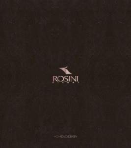 Catalogo ROSINI HOME_DESIGN_2018