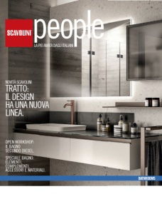 Catalogo Scavolini Bathroom 2019