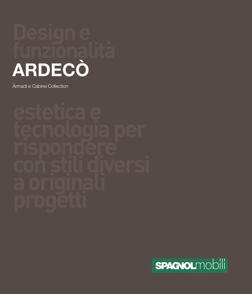 Catalogo SpagnolMobiliArdecoArmadiCabine