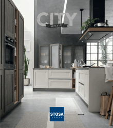 Catalogo Stosa Cucine City