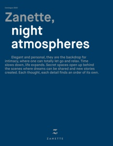 Catalogo Zanette Night Atmosphere 2020